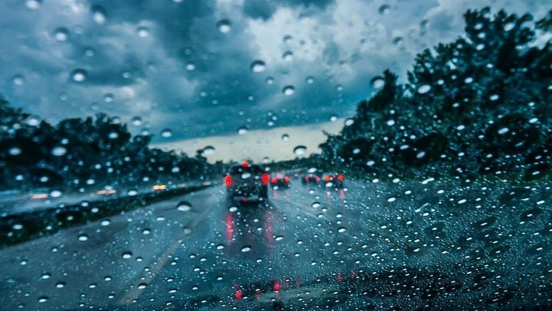 Антидождевое покрытия стекла авто