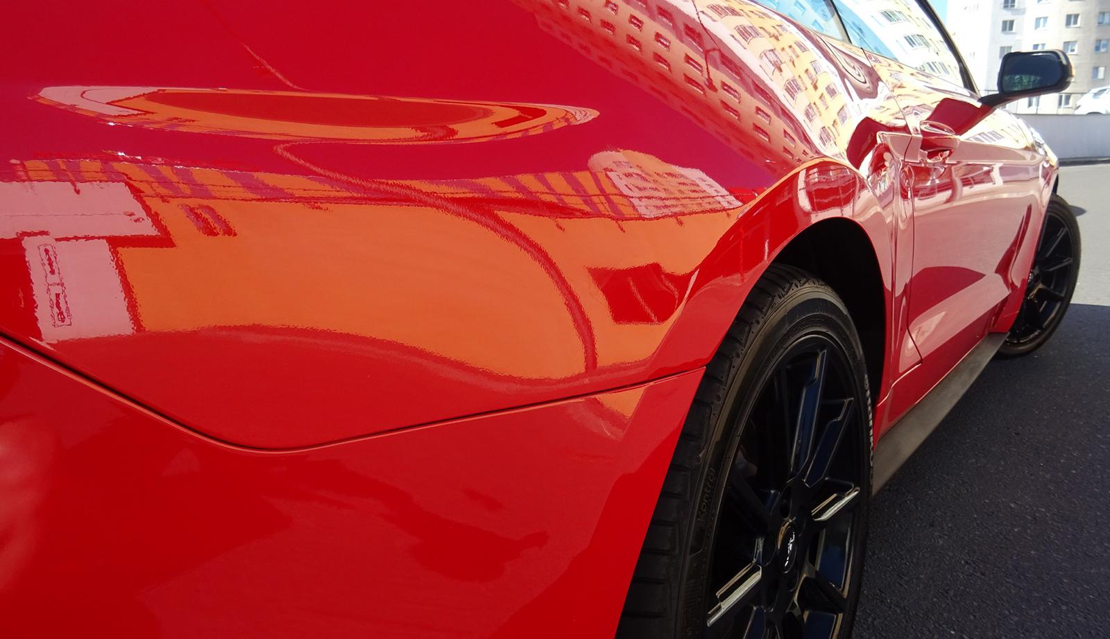 Как убрать рыжики и ржавчину с кузова автомобиля?